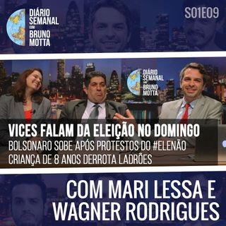 DS_S01E09 - 4 de Outubro - VICES FALAM DA ELEIÇÃO APÓS DEBATE