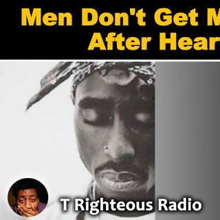 Men Don't Get Much Support After Heartbreaks