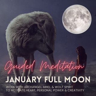 January Full Moon Guided Meditation