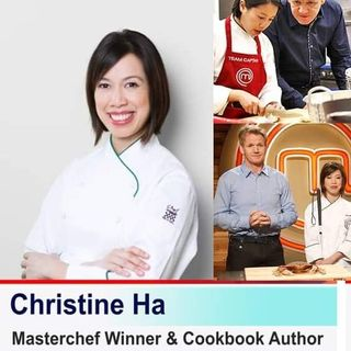 The Darriel Roy Show - Masterchef Winner, Christine Ha