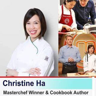 The Darriel Roy Show - Masterchef Winner, Christine Ha