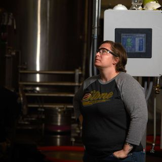 Ep. 62- Laura Ulrich of Stone Brewing