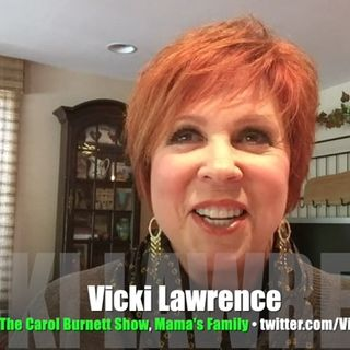 Here's Mama: Actress Vicki Lawrence, that is! INTERVIEW
