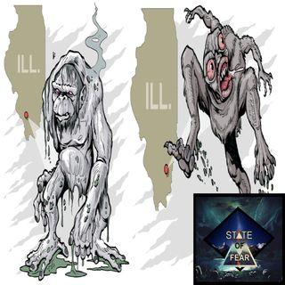 Episode 13 - Illinois: Mud Monster/Enfield Horror