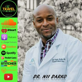 Dr. Nii Darko | a doc that thinks outside the box in life and his practice