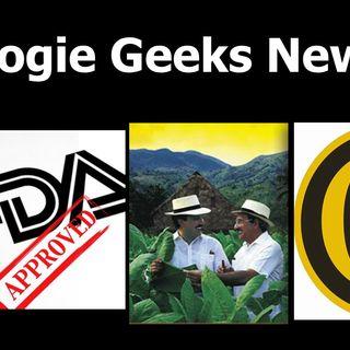 Stogie Geeks News - December 17, 2015