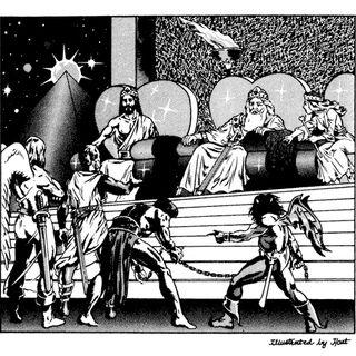 SpiritWars: Spirit-Traveling Commander Tony Floyd