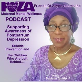 FOZA Epi 1 with J Robert Parker The Benefits of Hypnotherapy in Treating Postpartum Depression