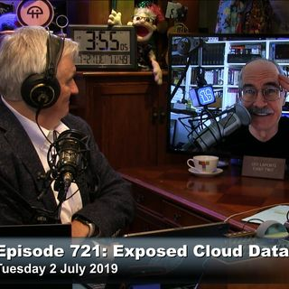 Security Now 721: Exposed Cloud Databases