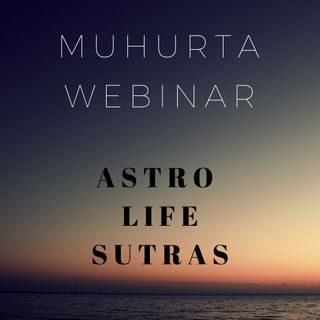 Shubha Muhurta Vs Natal Chart