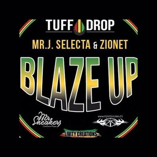 BLAZE UP PARTY Inna Cantina live Perugia hosted MrJ & Zionet