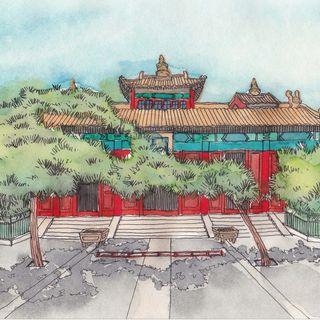 10 Lama Temple (雍和宫)HSK 1 (elementary Chinese)