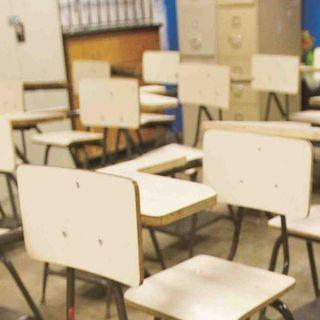 Por clima, se suspenden clases en Culiacán