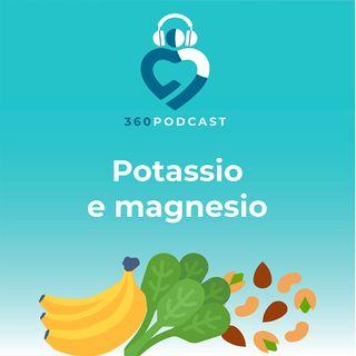 Puntata 13 - Magnesio, potassio e il miraggio delle vacanze!