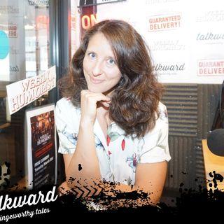 #35 Talkward w/ guest Jessica Delfino