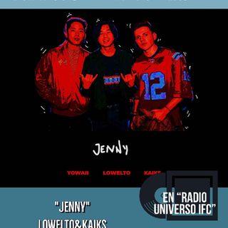 "Primicia ""Jenny"" (Lowelto&Kaiks ft Yowaii)"