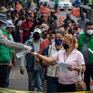 La Ciudad de México y el estado de México pasan a semáforo verde ante la pandemia por covid-19