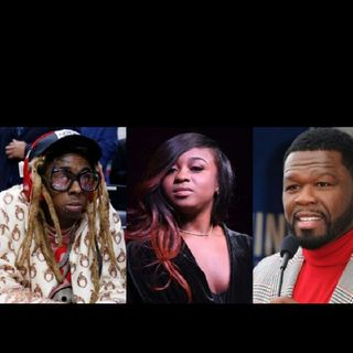 "LIL WAYNE AND 50 CENT TRASH BLACK WOMEN / BUT UPLIFT ""EXOTICS""/ REGINAE CHIMES IN!!!!"