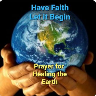 Prayer for Healing the Earth