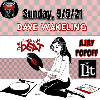 TNN RADIO | September 5, 2021 show with English Beat and Lit