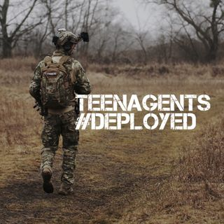 TeenAgents #Deployed - Pr Lazarus Takawira (Acts Botswana)
