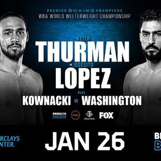 Huge Boxing Night 4 World Titles On The Line On Dazn And Pbc On Fox