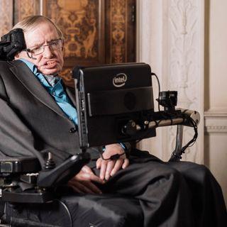 Hawking & Heaven