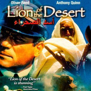 """""""Il leone del deserto"""" di Mustafa Akkad"""
