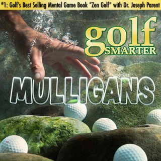 "Golf's All Time Best Selling Mental Game Book ""Zen Golf"" with Dr. Joseph Parent"