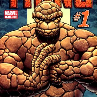 "Source Material #181 - ""The Thing"" (Marvel, 2006)"