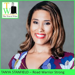 Tanya Stanfield Road Warrior Strong