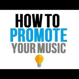 Learn how to promote your music!!!