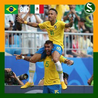 #4 Selecionadas: Brasil 2x0 México