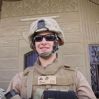 Ep66 – Retired Marine and Gold Star Father Reflects On the Death of His Son in Afghanistan and the State of Today's Military 18aug21