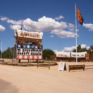 Informed Traveler SEG 2 (April 9/17)  Rawhide, Phoenix. AZ