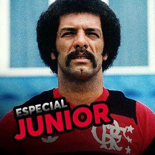 Ep#29 - Junior Capacete / Lendas do Flamengo