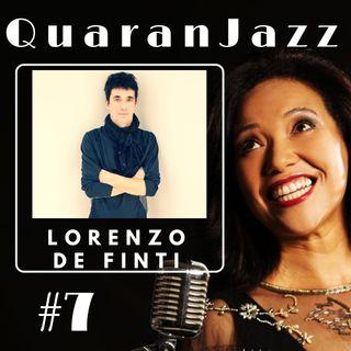 QuaranJazz episode #7 - Interview with Lorenzo de Finti