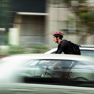 Jazda rowerem nie powinna być modą