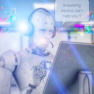 Va: Artificial answering service