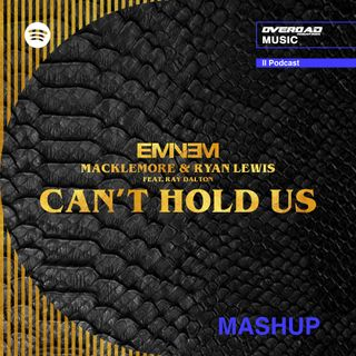 Can't Hold Us (feat. Ray Dalton) Eminem, Macklemore & Ryan Lewis [MASHUP]