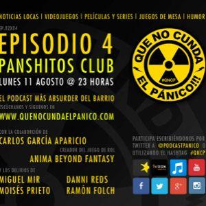 2x04 Panshito's Club Ft Carlos B. García