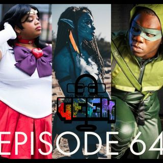 Episode 64 (#28DaysOfBlackCosplay, Wakanda Series, EA College Football, Future State: Gotham and more)