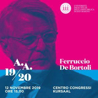 Inaugurazione Anno Accademico 2019 / 2020