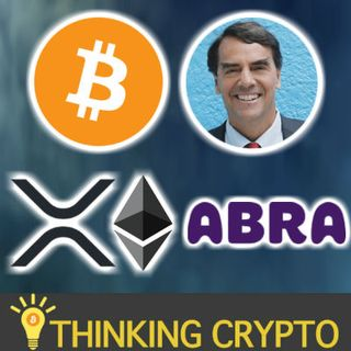 BITCOIN To $250K Tim Draper - NEW Crypto ETF - Fidelity BTC & XRP - Abra Banks - XRP Nasdaq Google - Ethereum Mortgages