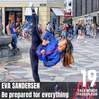Eva Sandersen: Prepare for everything