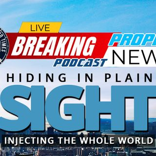 NTEB PROPHECY NEWS PODCAST: As Global Vaccine Mandates Rage Now You See What Build Back Better And The Great Reset Are Really All About