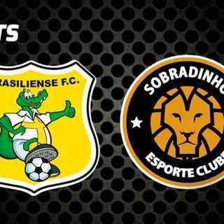 Futebol Candango #01 - Sobradinho e Jacaré na Série D!
