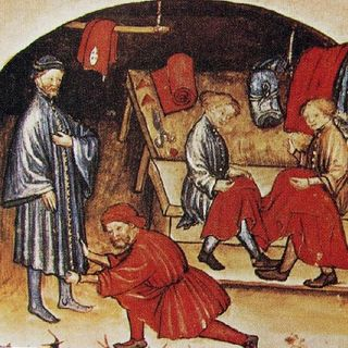 Ep. 21 L'abbigliamento nell'Alto Medioevo