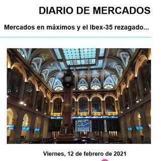 DIARIO DE MERCADOS Viernes 12 Febrero