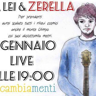 Io, Lei & Zerella